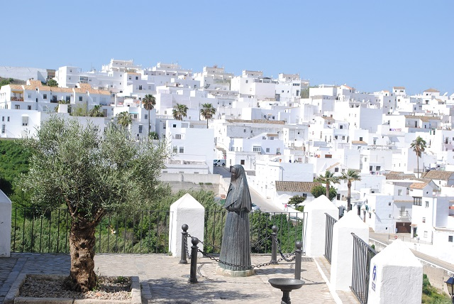 Tour in Vejer