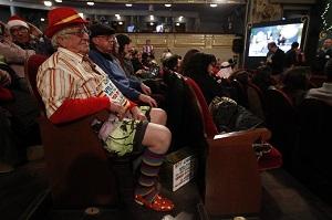 Die Zuschauer im Teatro Real web