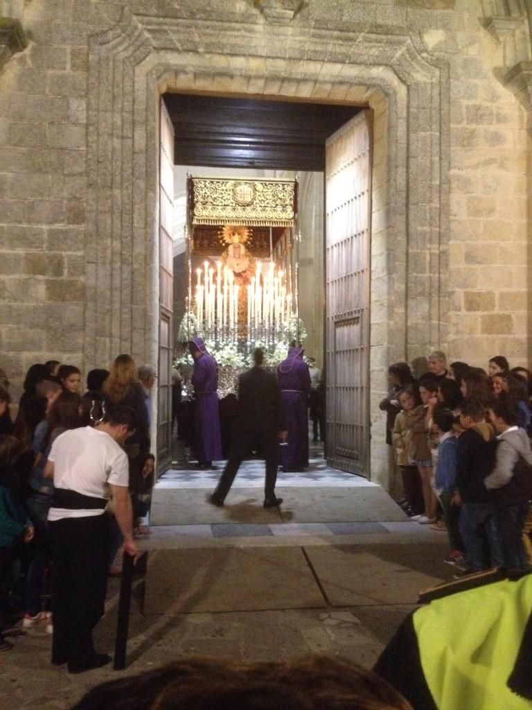 Paso Virgen de los Dolores, vejer-by-manuel
