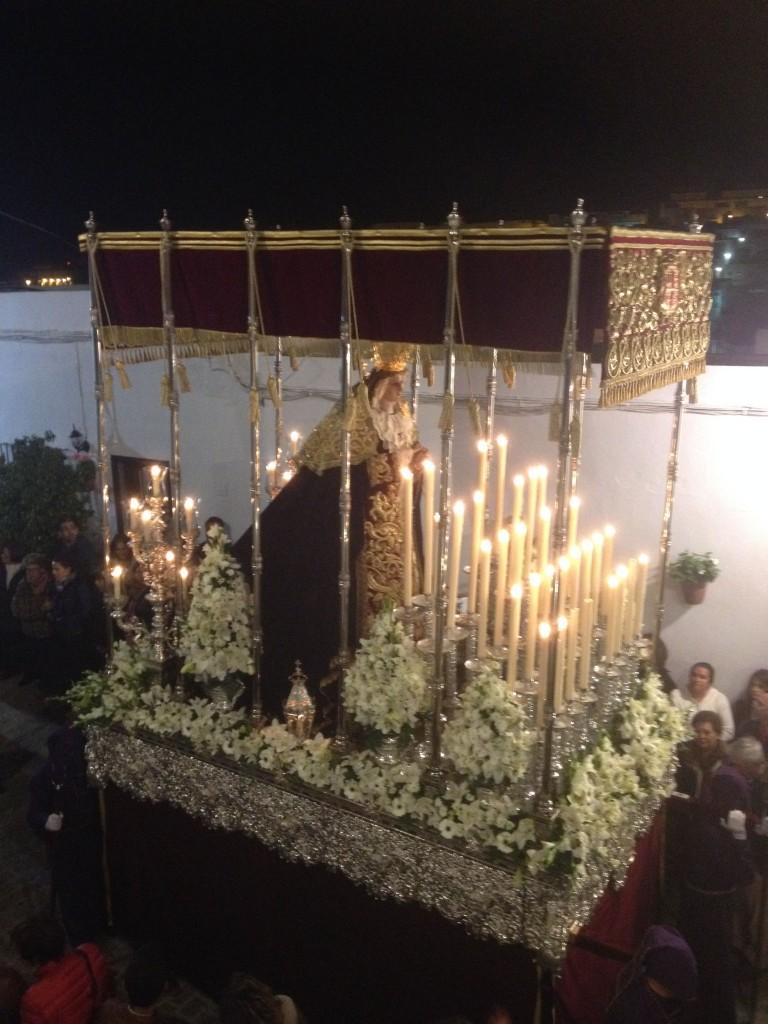 Virgen de los Dolores, c.Ntra. Sra. de la Oliva, vejer-by-manuel