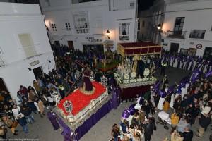 Procesión jueves Santo 2, vejer-by-manuel.com