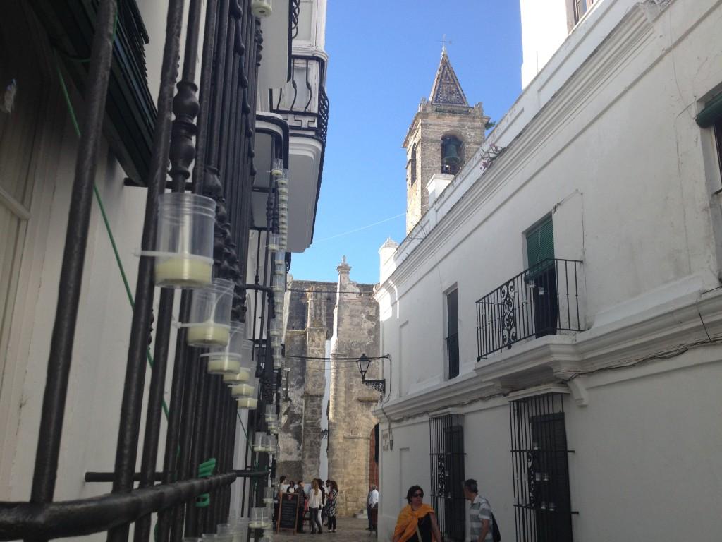 Strasse Ramon y Cajal
