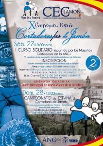 Campeonato Cortadores Jamón
