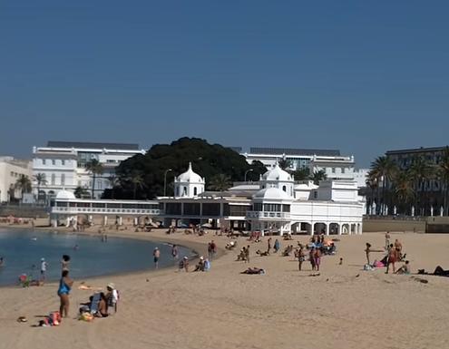 Playa La Caleta 3, vejer-by-manuel.com