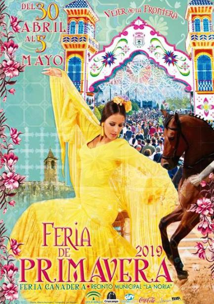 Feria de Primavera 2019 (Stadtfest in Vejer)