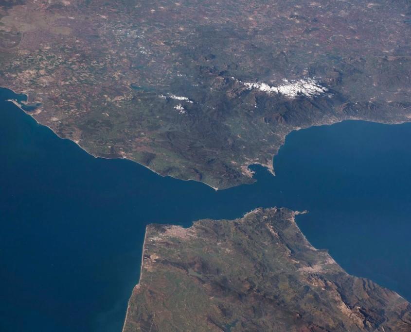 Costa de la Luz, Int. Raumstation. vejer-by-manuel